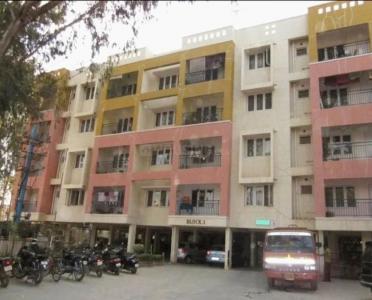 Building Image of 1365 Sq.ft 2 BHK Apartment for rent in Samhita Square Apartment, Vibhutipura for 26000