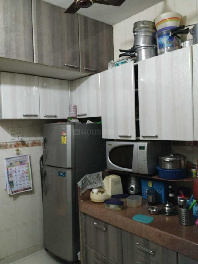 Kitchen Image of 1050 Sq.ft 2 BHK Apartment for rent in Parel for 60000