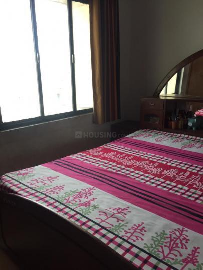 सीट नगर में डबल शेयरिंग के बेडरूम की तस्वीर