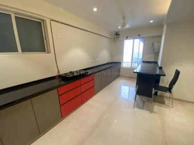 Kitchen Image of Jainam Elysium in Bhandup West