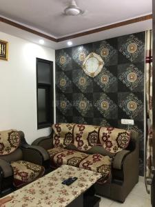 Gallery Cover Image of 700 Sq.ft 2 BHK Independent Floor for rent in Govindpuri for 15000