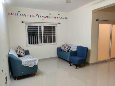 Gallery Cover Image of 1750 Sq.ft 3 BHK Apartment for rent in Sraddha White Cliff, Krishnarajapura for 27000