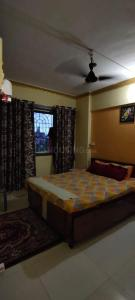 Gallery Cover Image of 560 Sq.ft 1 BHK Apartment for rent in Bharti Chembers, Thane West for 13000