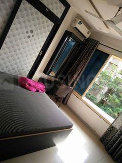 Bedroom Image of Girls PG in Andheri East