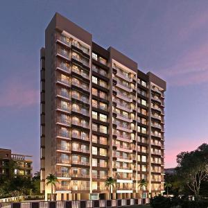 Gallery Cover Image of 1020 Sq.ft 2 BHK Apartment for buy in RNA NG N G Tivoli Phase I, Mira Road East for 7950000