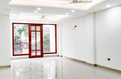 Gallery Cover Image of 1800 Sq.ft 3 BHK Independent House for rent in Greater Kailash for 95000