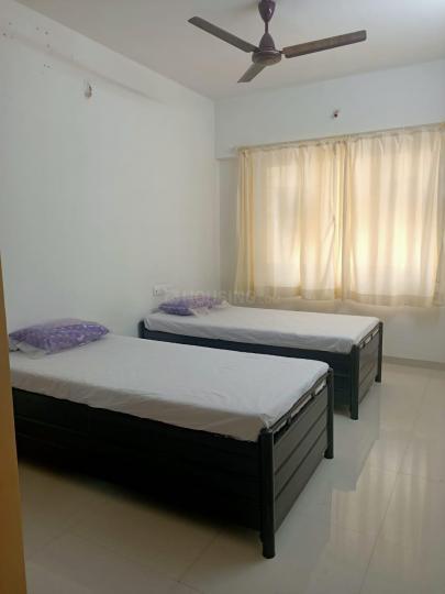 अंधेरी ईस्ट में कनकीय के बेडरूम की तस्वीर