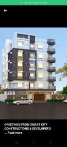 Gallery Cover Image of 1050 Sq.ft 2 BHK Apartment for buy in Dream, Bandlaguda Jagir for 4500000