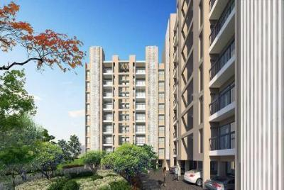 Gallery Cover Image of 735 Sq.ft 1 BHK Apartment for buy in Skyi Star Towers Phase II, Bhukum for 3400000