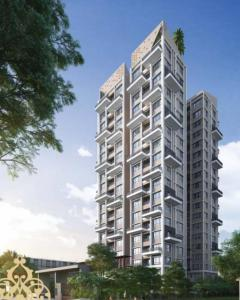 Gallery Cover Image of 2350 Sq.ft 4 BHK Apartment for buy in The Rise, Maniktala for 16700000
