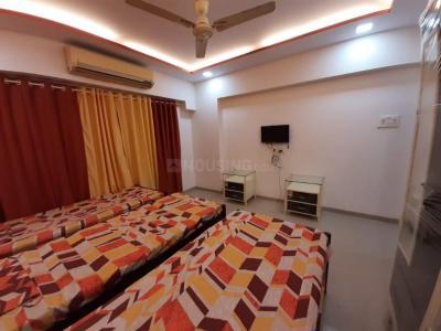 Bedroom Image of Available Fully Furnished Paying Guest Accomodation At Santacruz East in Santacruz East