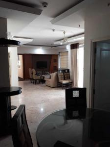 Gallery Cover Image of 2100 Sq.ft 3 BHK Apartment for rent in Manikonda for 43000