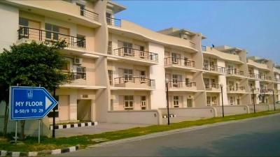 Gallery Cover Image of 1620 Sq.ft 3 BHK Independent Floor for buy in TDI My Floors 1, Sector 58 for 3145000