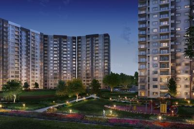 Gallery Cover Image of 1355 Sq.ft 3 BHK Apartment for buy in L And T Raintree Boulevard, Sahakara Nagar for 13100000