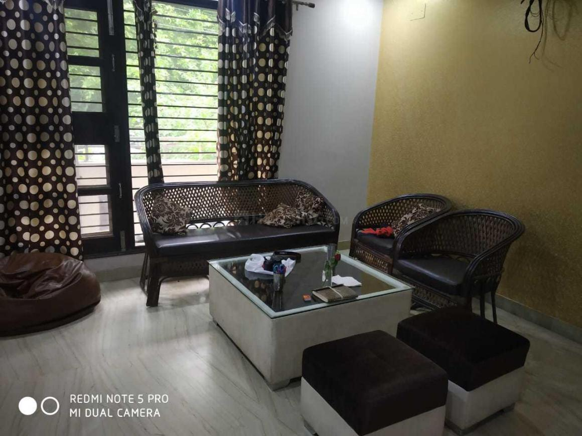 Living Room Image of 263 Sq.ft 2 BHK Independent Floor for rent in Sector 46 for 36000