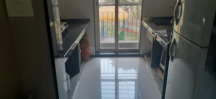 Kitchen Image of 1620 Sq.ft 3 BHK Apartment for rent in Kharghar for 37000