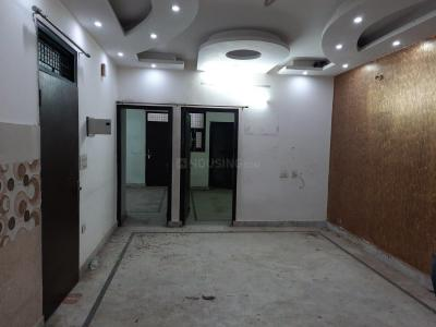 Gallery Cover Image of 1000 Sq.ft 3 BHK Independent Floor for rent in Dabri for 15000