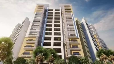 Gallery Cover Image of 1225 Sq.ft 2 BHK Apartment for buy in Bollineni Astra, Jakkur for 6700000