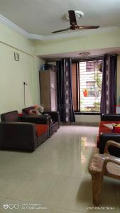 Gallery Cover Image of 600 Sq.ft 1 BHK Apartment for rent in Asawari Complex, Sanpada for 25000