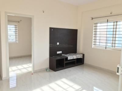 Gallery Cover Image of 800 Sq.ft 1 BHK Independent Floor for rent in Mangammanapalya for 16500