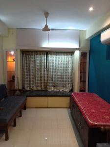 Gallery Cover Image of 650 Sq.ft 1 BHK Apartment for rent in Lower Parel for 50000