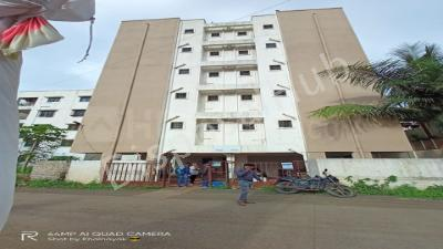 Gallery Cover Image of 525 Sq.ft 1 BHK Apartment for buy in Swami Sparsh, Dhayari for 2152500
