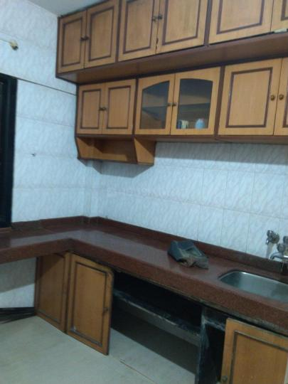 Kitchen Image of 650 Sq.ft 1 BHK Apartment for rent in Borivali West for 22000