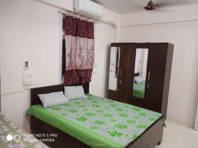 Bedroom Image of Ankit PG Flat in Vile Parle West