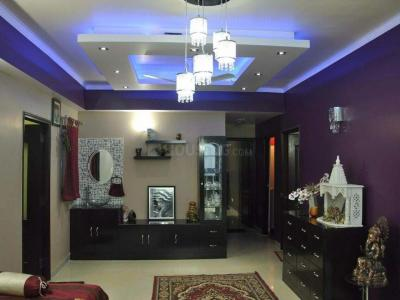 Gallery Cover Image of 1365 Sq.ft 3 BHK Apartment for rent in SVP Gulmohur Residency, Ahinsa Khand for 21000