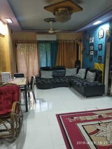 Gallery Cover Image of 980 Sq.ft 2 BHK Apartment for rent in Neelam Adarsh Nagar, Thane West for 30000