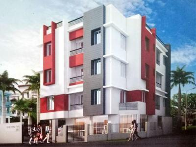 Gallery Cover Image of 630 Sq.ft 2 BHK Apartment for buy in Garia for 2800000