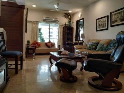 Gallery Cover Image of 1000 Sq.ft 2 BHK Apartment for rent in Bandra West for 125000