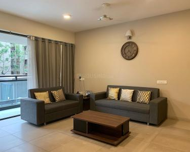 Gallery Cover Image of 1377 Sq.ft 2 BHK Apartment for buy in Shyamal for 8100000