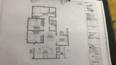 Gallery Cover Image of 1420 Sq.ft 3 BHK Apartment for buy in Sobha Sobha Ruby, Nagasandra for 10200000
