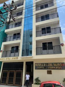 नागवारा में सूर्य रॉयल होम्स में बिल्डिंग की तस्वीर