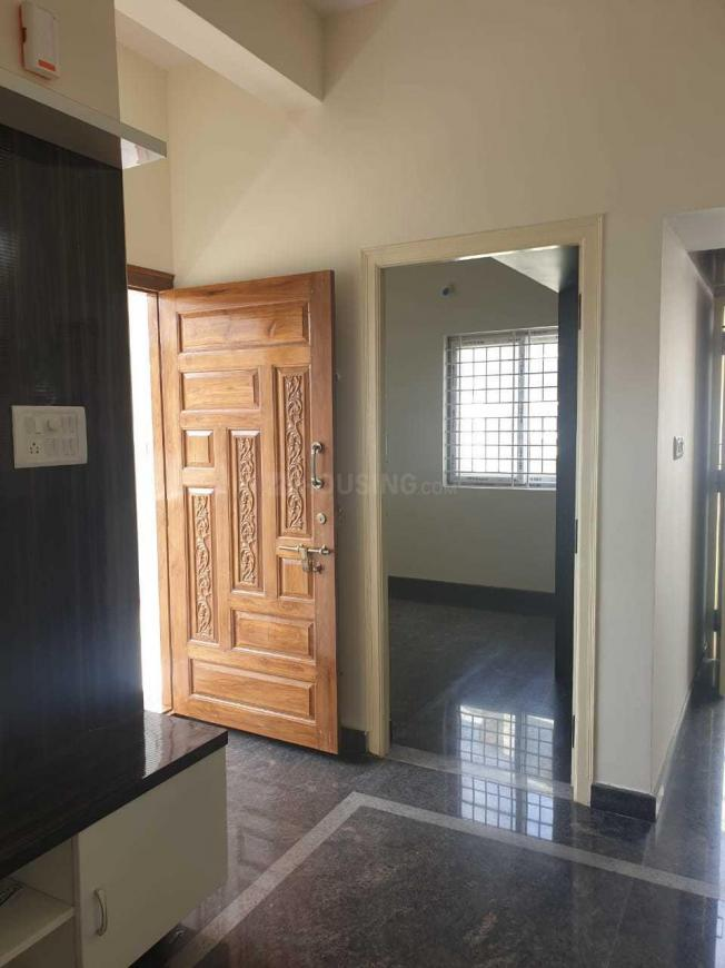 Main Entrance Image of 1100 Sq.ft 3 BHK Independent House for buy in Battarahalli for 6500000