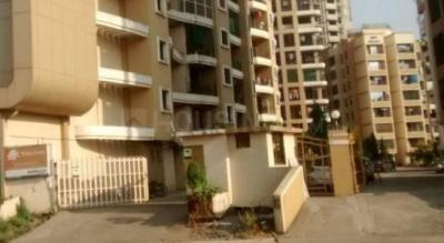 Gallery Cover Image of 650 Sq.ft 1 BHK Apartment for rent in Arkade White Lotus, Mira Road East for 14500