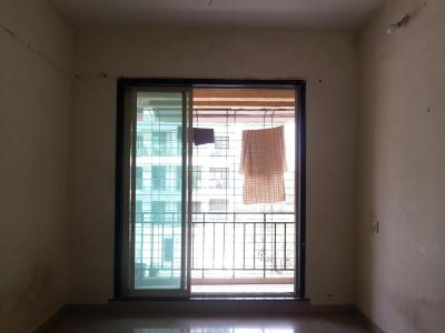 Gallery Cover Image of 600 Sq.ft 1 BHK Apartment for rent in Airoli for 14000