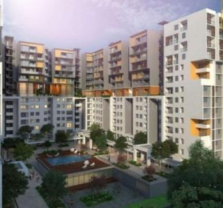 Gallery Cover Image of 1385 Sq.ft 2 BHK Apartment for buy in Kanathur Reddikuppam for 6717000