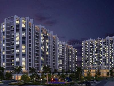 Gallery Cover Image of 1385 Sq.ft 3 BHK Apartment for buy in Pebbles -II, Bavdhan for 8200000