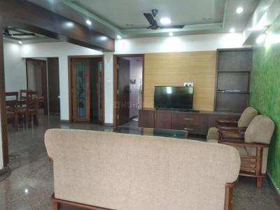 Gallery Cover Image of 1694 Sq.ft 3 BHK Apartment for rent in Jogupalya for 52500