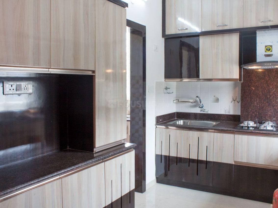 Kitchen Image of 2600 Sq.ft 4 BHK Independent House for buy in Niti Khand for 13800000
