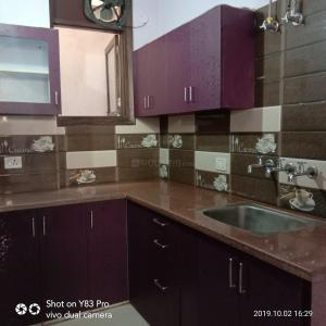 Gallery Cover Image of 550 Sq.ft 1 BHK Independent Floor for rent in Chhattarpur for 10000