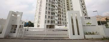 Gallery Cover Image of 1600 Sq.ft 3 BHK Apartment for buy in TCG The Crown Greens, Hinjewadi for 8500000