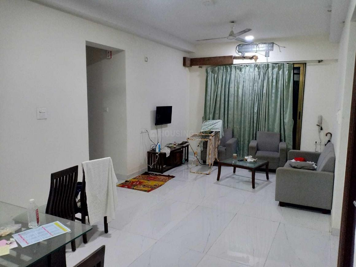 Living Room Image of 1700 Sq.ft 3 BHK Apartment for rent in Parel for 130000
