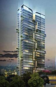 Gallery Cover Image of 960 Sq.ft 2 BHK Apartment for buy in Thane West for 8420000