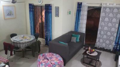Gallery Cover Image of 654 Sq.ft 1 BHK Apartment for rent in Gulmohar Elegance, Viman Nagar for 20000