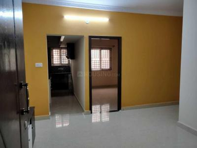 Gallery Cover Image of 800 Sq.ft 1 BHK Apartment for rent in Mahadevapura for 16000