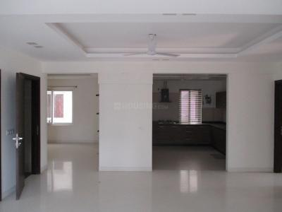 Gallery Cover Image of 2595 Sq.ft 3 BHK Apartment for rent in Kondapur for 55000