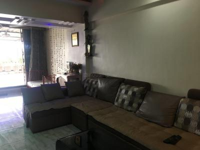 Gallery Cover Image of 1200 Sq.ft 2 BHK Apartment for rent in Airoli for 40000